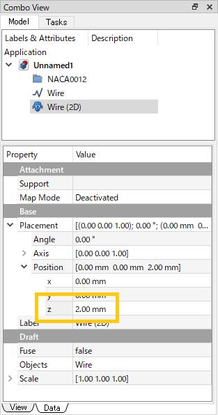FreeCAD: How to create an airfoil? - XSim