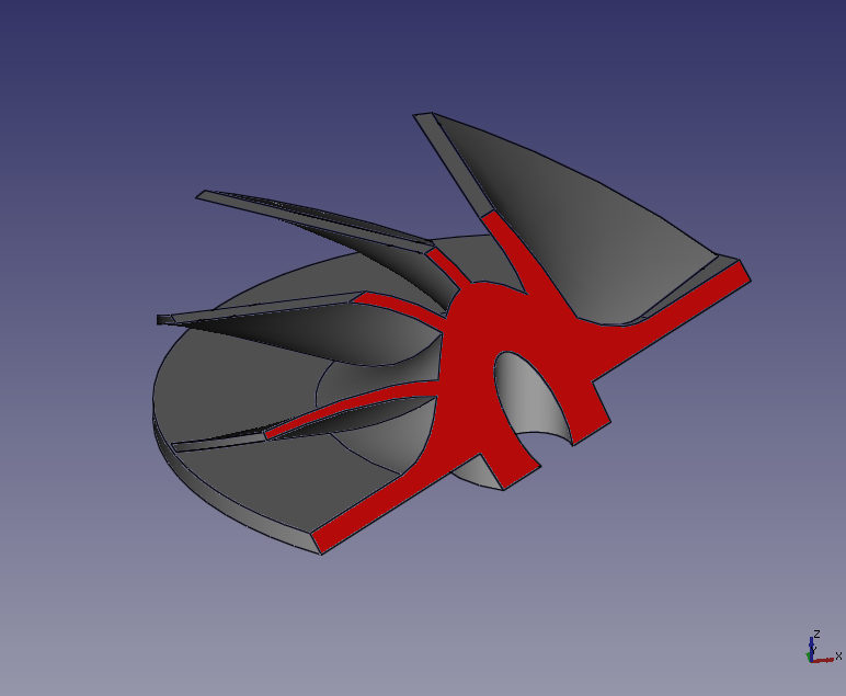 FreeCAD: How to cut a solid with a plane? - XSim