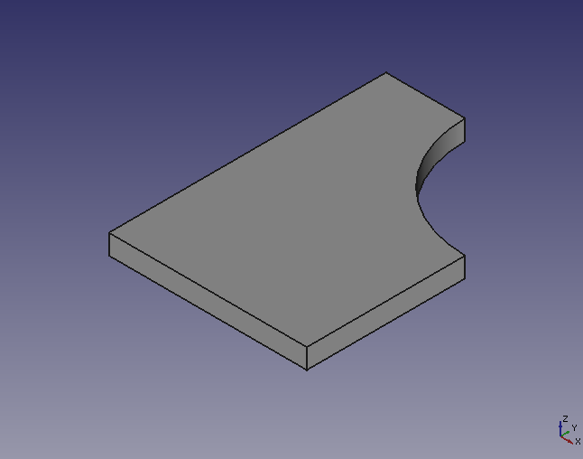 FreeCAD: How to edit shape parametrically? - XSim