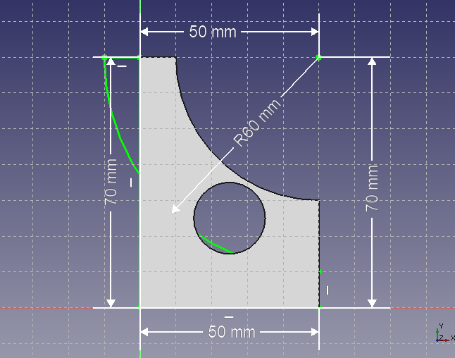 FreeCAD: How to edit shape parametrically? - XSim